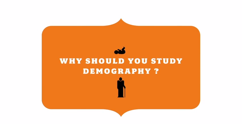 Joel Cohen: An introduction to Demography